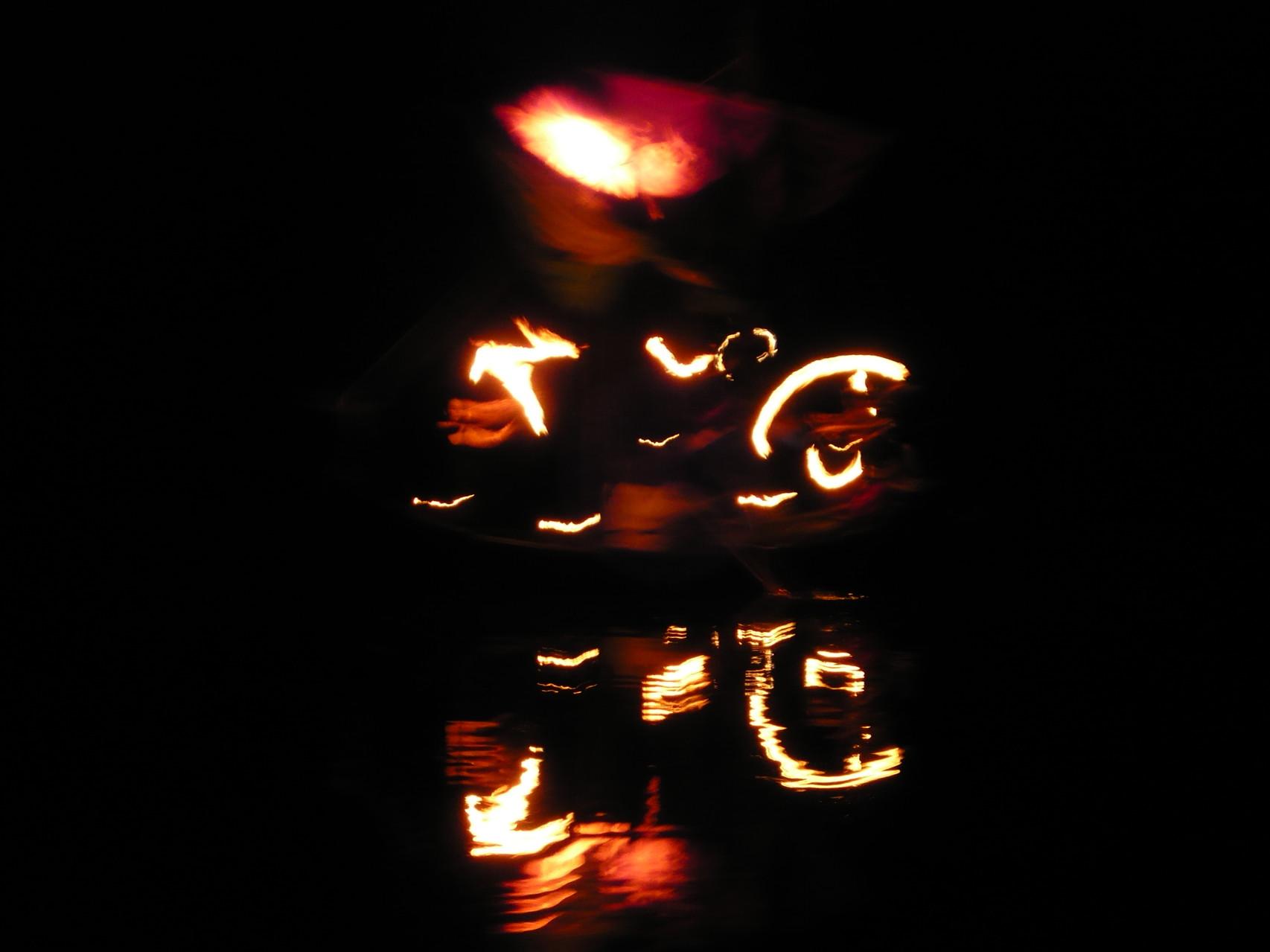 Feuershow Kiesse Schildow 2014