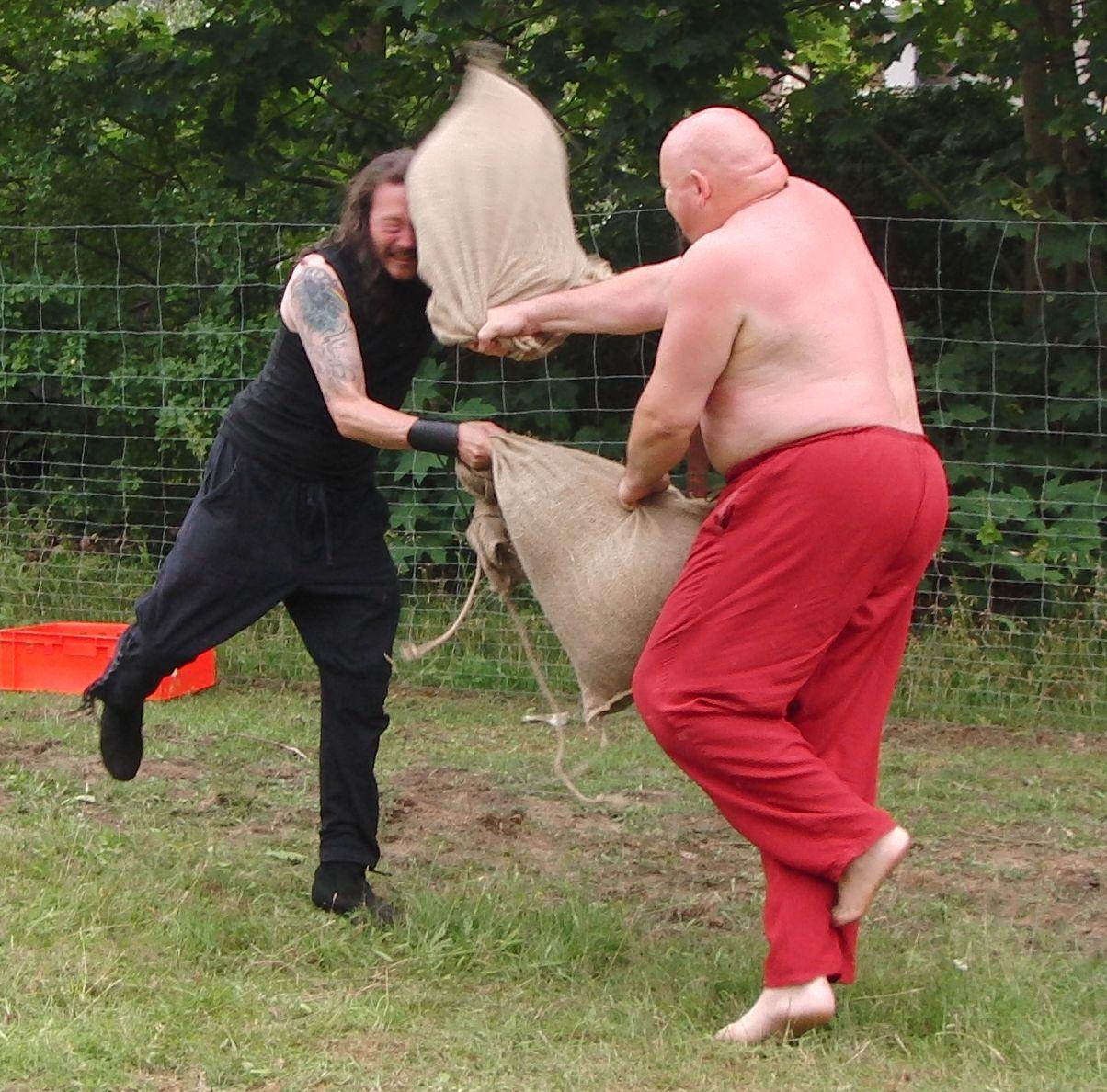 Mittsommerlager 2016 Der Nordmannsippe Lustige Wettkämpfe