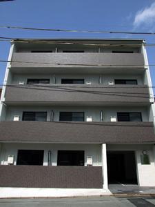 北白川の集合住宅(京都)