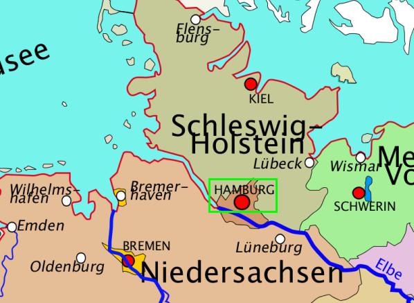Región de Hamburgo