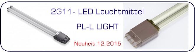 2G11 LED Leuchtmittel, Lampe