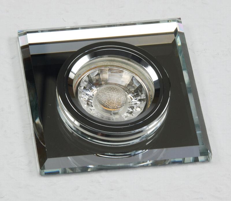 einbaustrahler 1 led lichtsysteme gro handel gewerbebeleuchtung. Black Bedroom Furniture Sets. Home Design Ideas