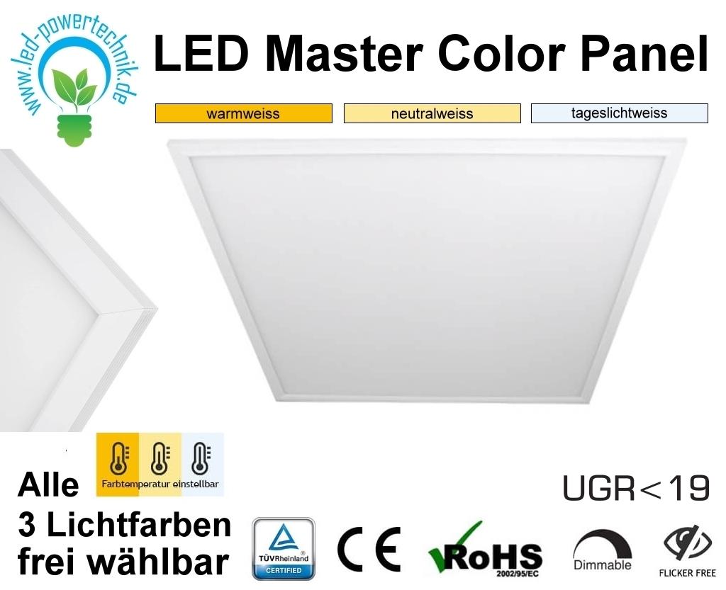 Zubehör: Schalter für Einstellung - Farbtemperatur | kompatibel für ...