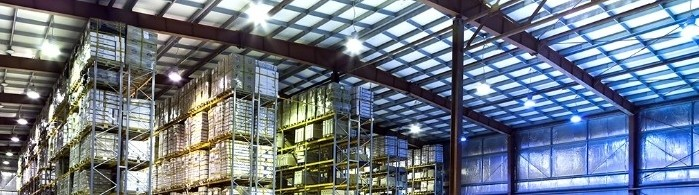 LED Hallenleuchte für den kommerziellen Bereich - LED Lichtsysteme ...