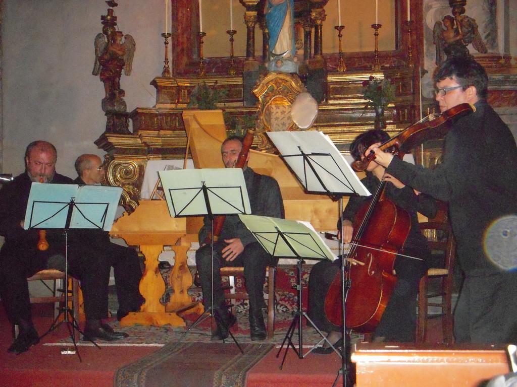 "Ensembles ""Les Eléments"", Paolo Pollastri oboe"