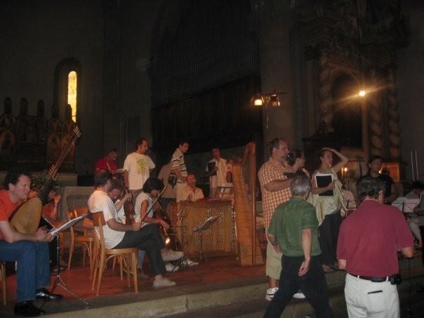 Sansepolcro (2004), Vespro dalla selva morale e spirituale di Monteverdi