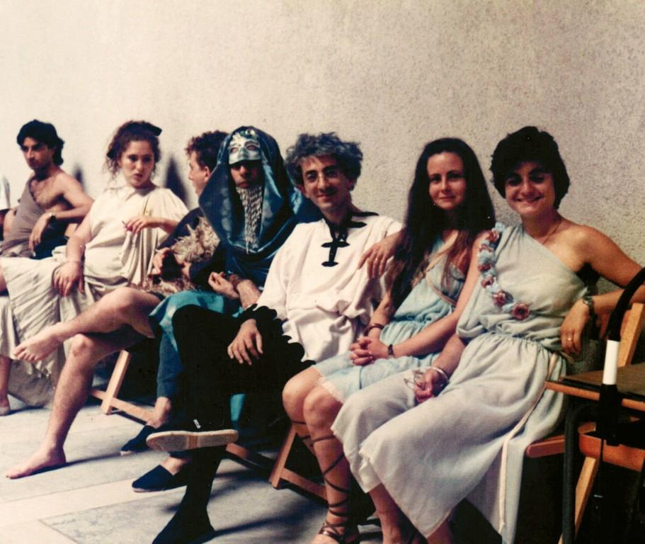 """beato tra le Ninfe ... Musiche per le """"Nozze di Cosimo ed Eleonora (Palermo, Bologna, Ginevra 1990)"""