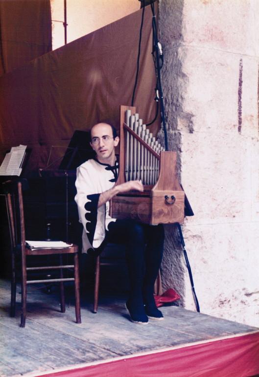 """Musiche per le """"Nozze di Cosimo ed Eleonora (Palermo, Bologna, Ginevra 1990)"""