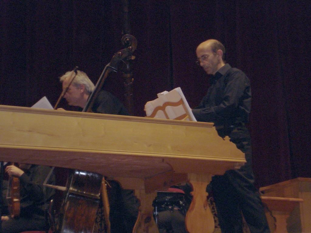 Stagione Concerti Teatro Massimo PA, 2008 - dir. E. Onofri