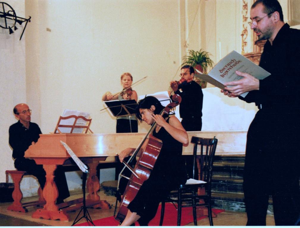 con Giuseppe Maletto e Svetlana Fomina