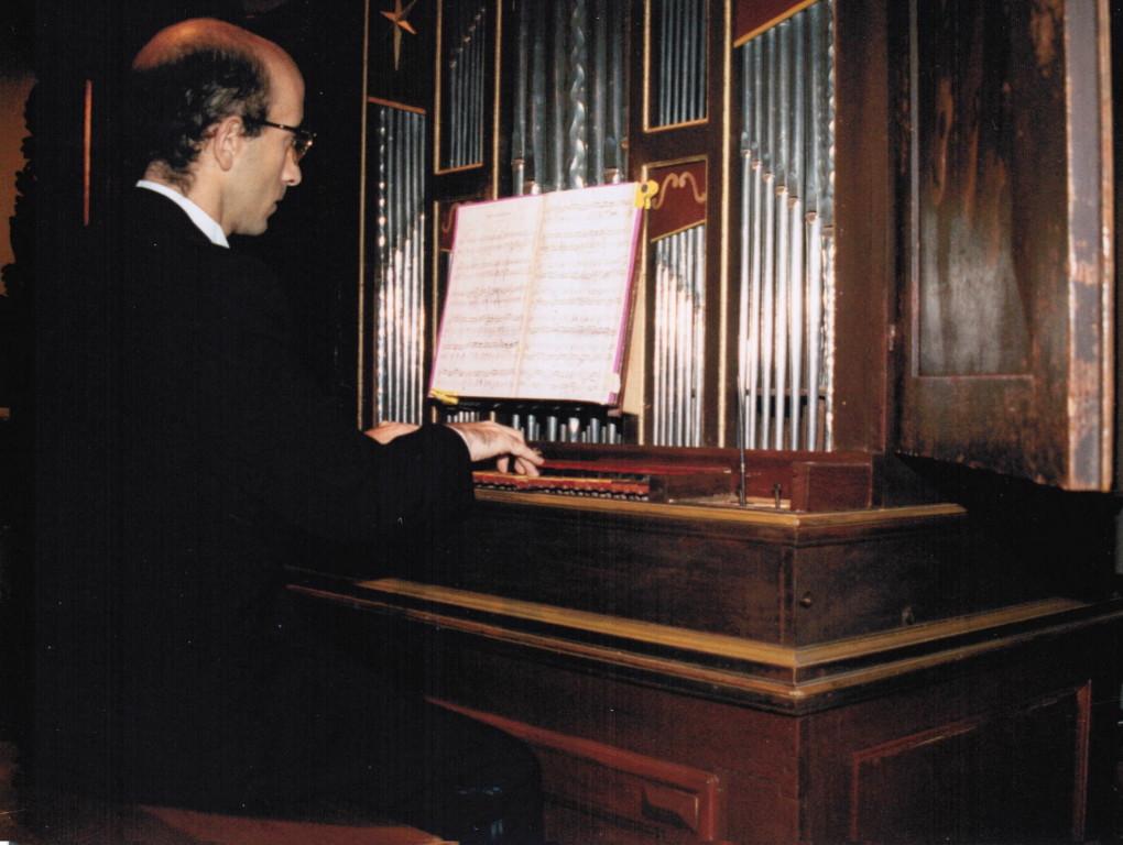 Concerto d'organo, Tenerife