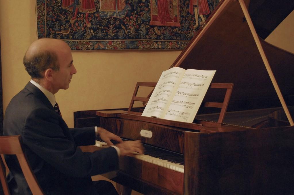 al fortepiano D. Demara (Wien, c.a 1825)
