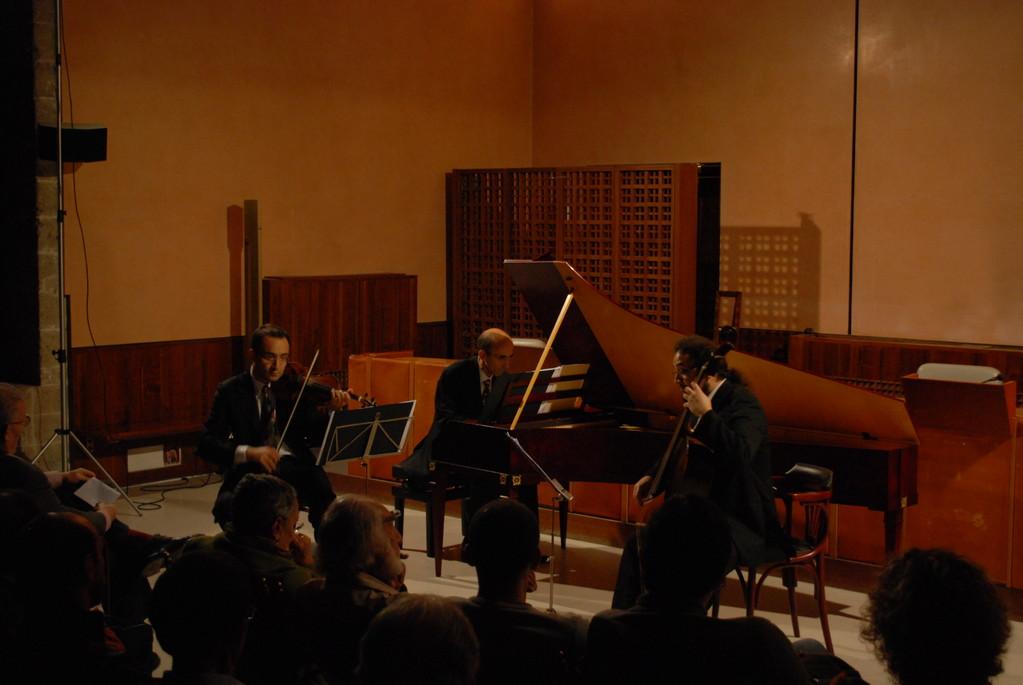 con Riccardo e Ludovico Minasi (Trii di Haydn) (2009)