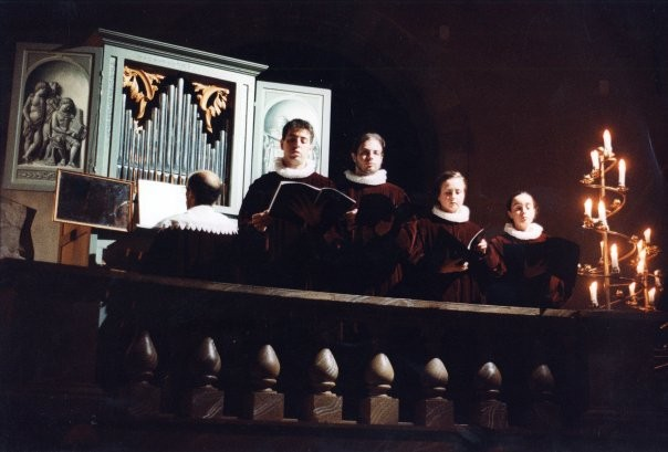 Vespro per lo Stellario della Beata Vergine di B. Rubino, 1994