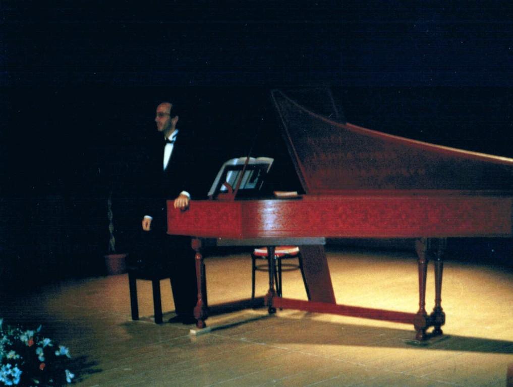 Stagione concertistica Teatro di Noto, 2000
