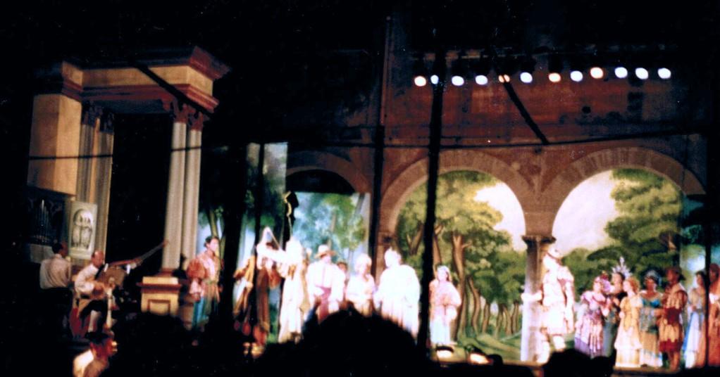 La Dafne di M. da Gagliano (1995)