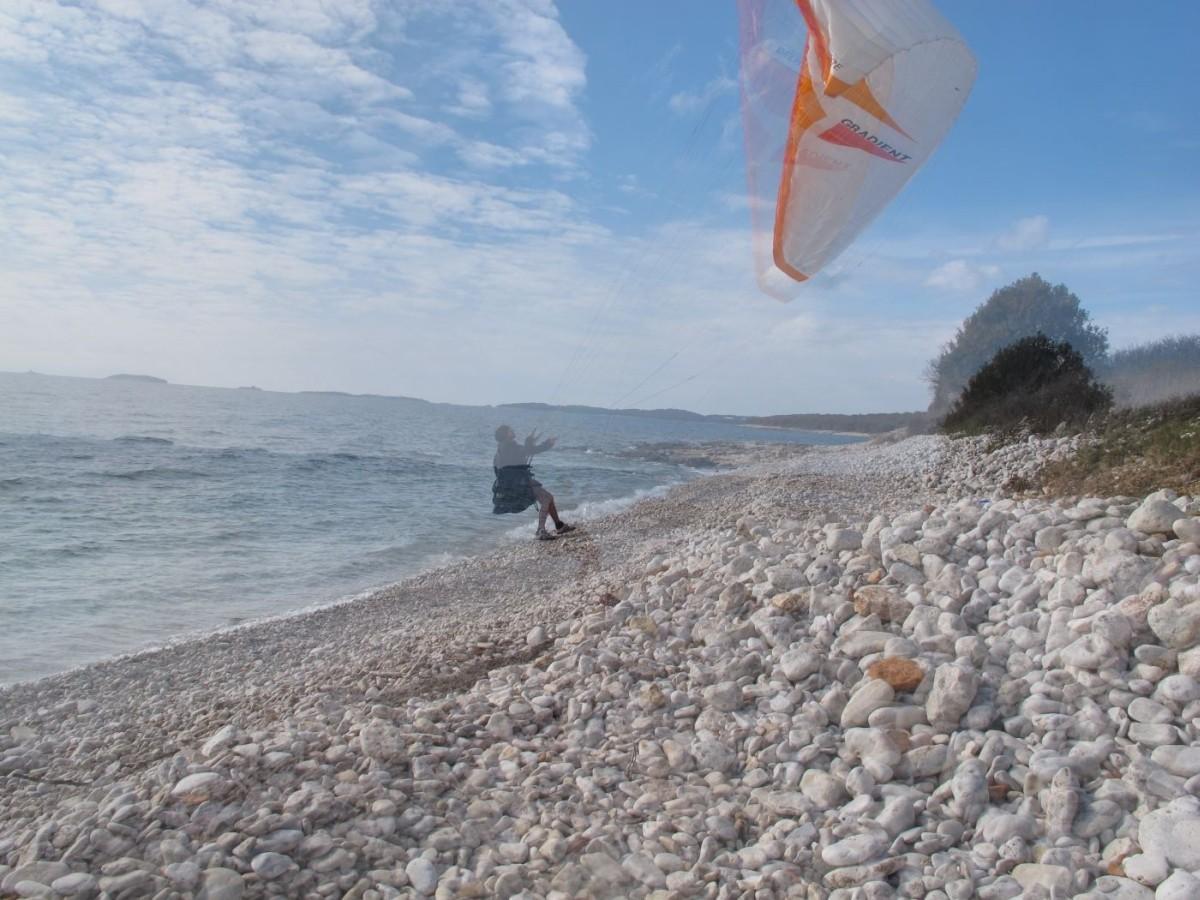 laminarer wind :)