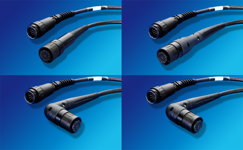 High Performance Replacement Cables for BOSCH Rexroth