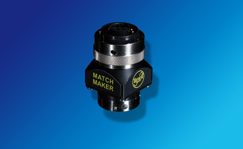 BEIER™ MATCH MAKER - Your adaptor for the cost-saving use of BEIER™ High Performance Original Cable Repairs and BEIER™ High Performance Replacement Cables for Tensor ST Tools.