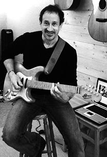 Dominique Ollivier, cours de guitare au Petit Conservatoire