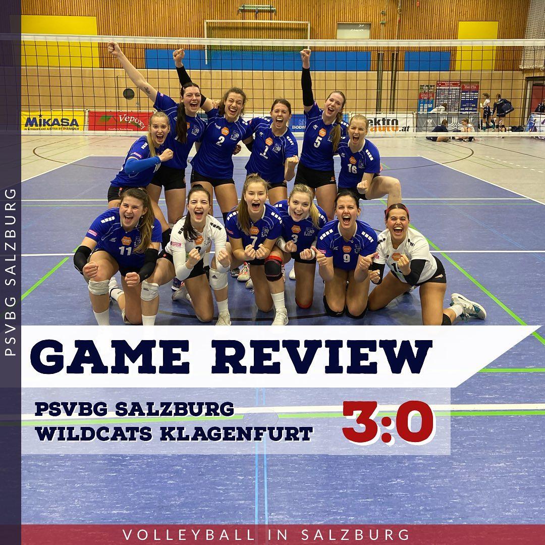 Final Playoff Review 1. Bundesliga Damen: PSV Salzburg - Klagenfurt Wildcats