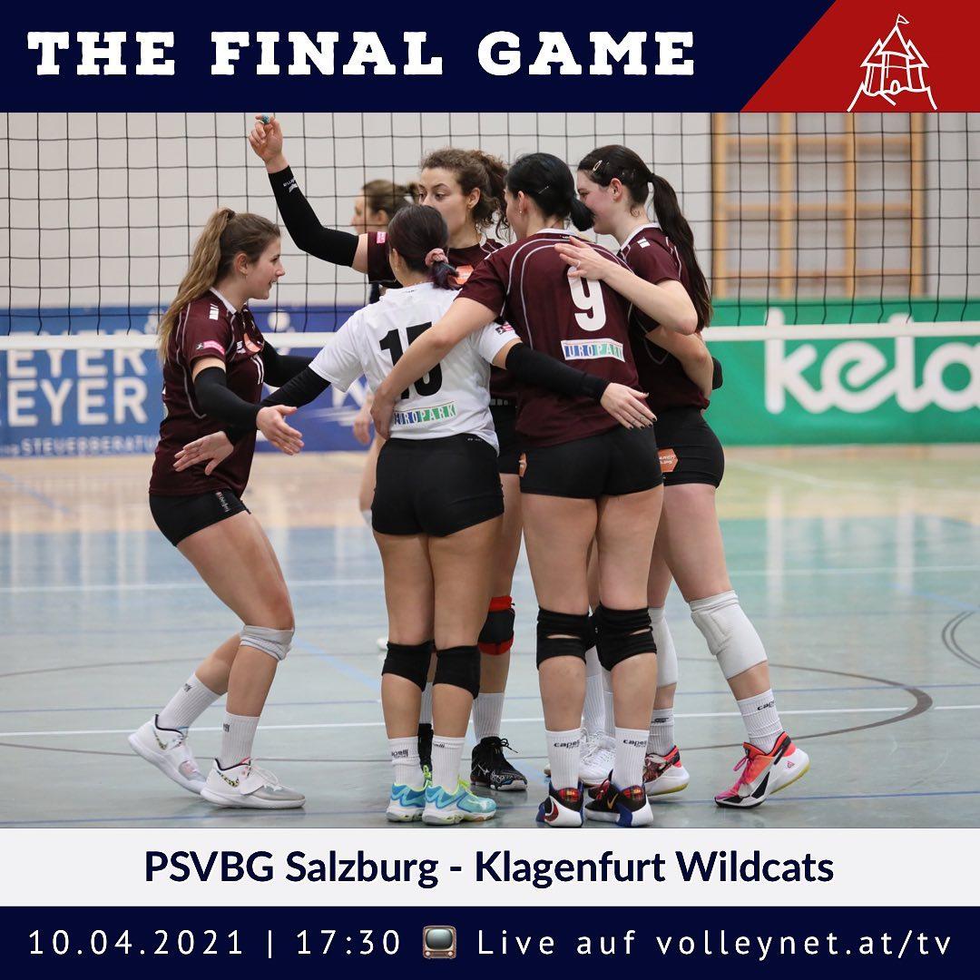 Final Playoff Preview 1. Bundesliga Damen: PSV Salzburg - Klagenfurt Wildcats