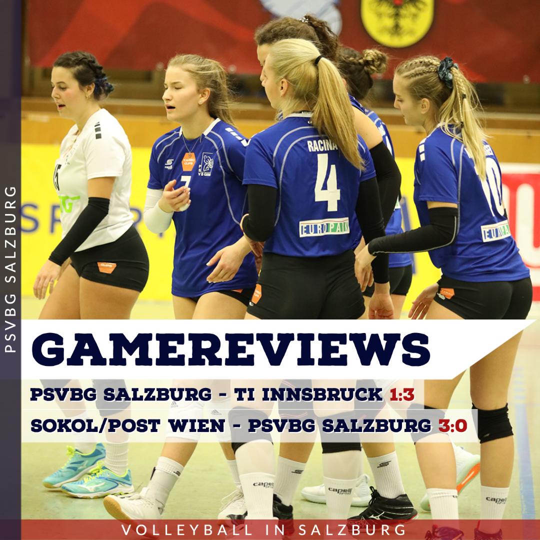 Gamereview 1. Bundesliga Damen: Doppelwochenende