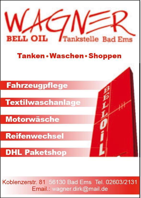 Bell Oil - Dirk Wagner