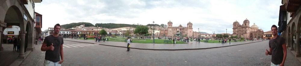 Cusco - Zentrum