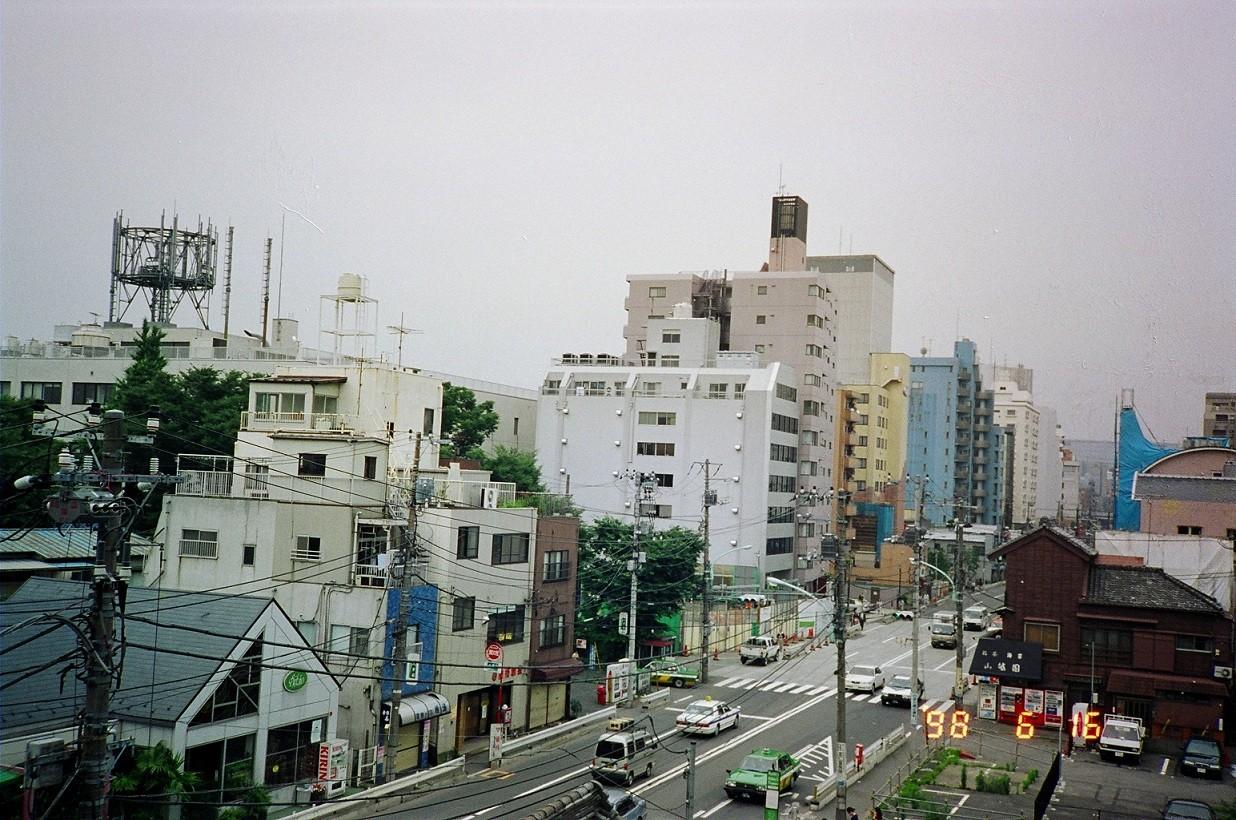 1998年目黒通り