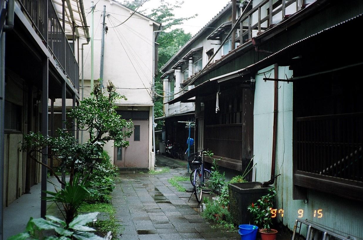 1997年 昭和の歴史が残る