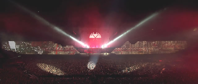 "21 de julio de 1990 –""The Wall"" en Berlín"