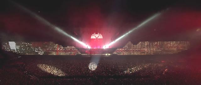 "21 de julio de 1990 –""The Wall"" en Berlín"