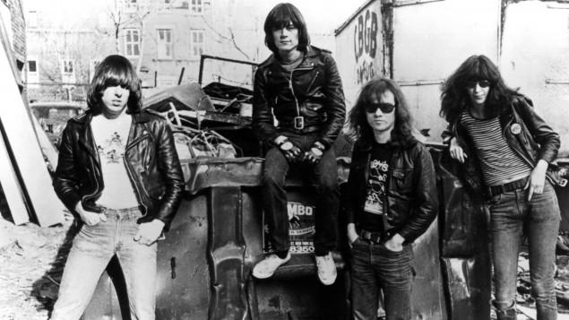 Ramones en  Berlin
