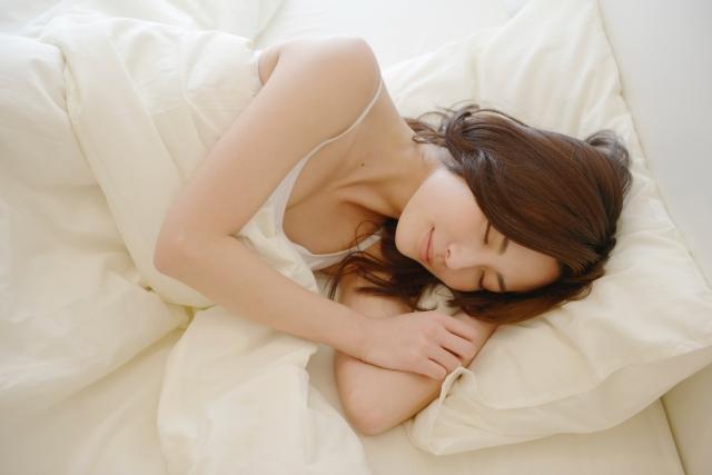 寝ている間が大切