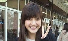 とってもキレイな方でした♪サッカー日本代表の長谷部選手とお幸せに!