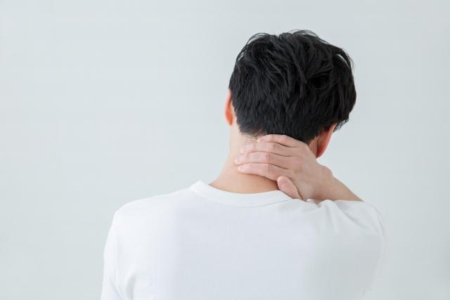 頸椎ヘルニアの症状