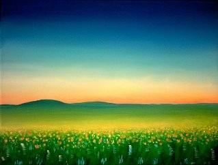 Landschafts Gemälde