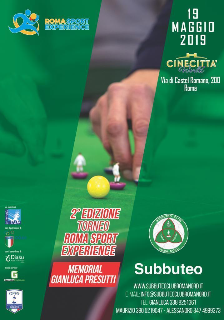 Il Torneo organizzato dal Club Roma Nord