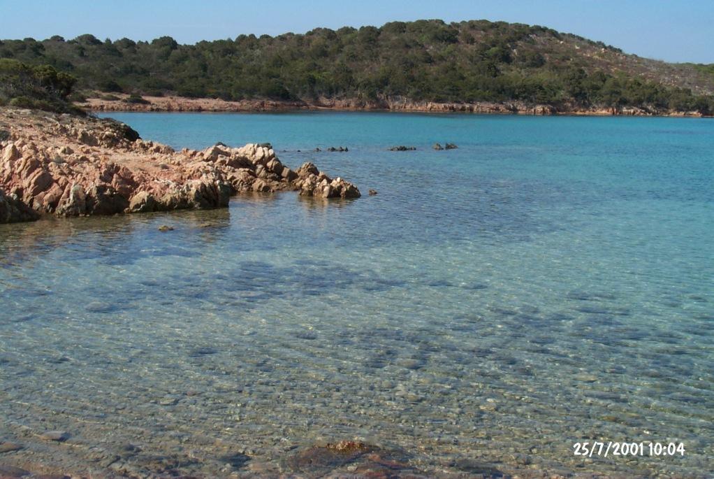 Sardegna 2001 Caprera