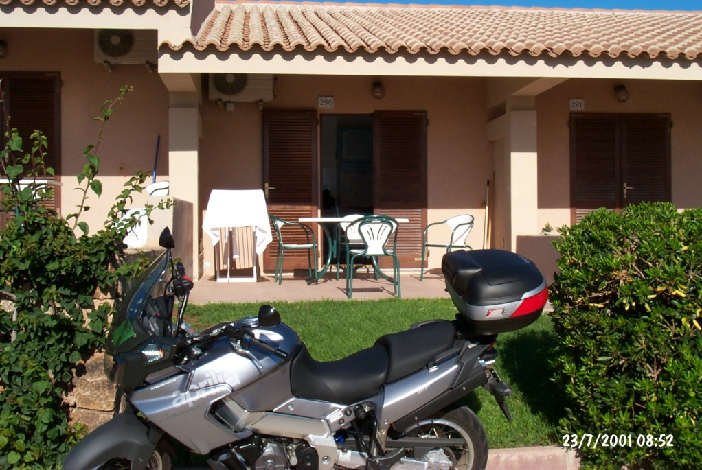 Sardegna 2001 Capo D'Orso