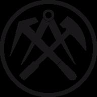 Dachdecker-Emblem