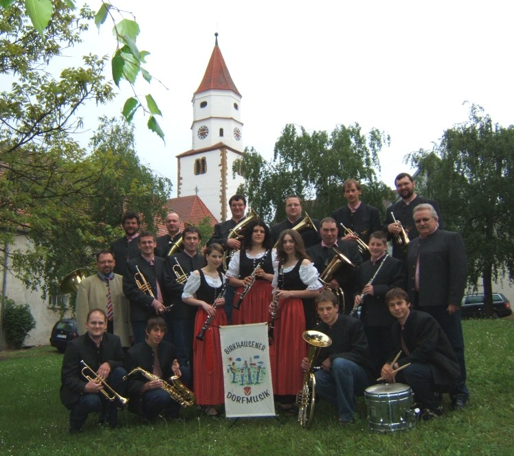 Foto: Birkhausener Dorfmusik