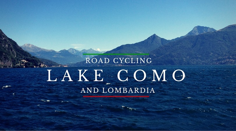 Lake Como and Lombardia Road Cycling in Italy