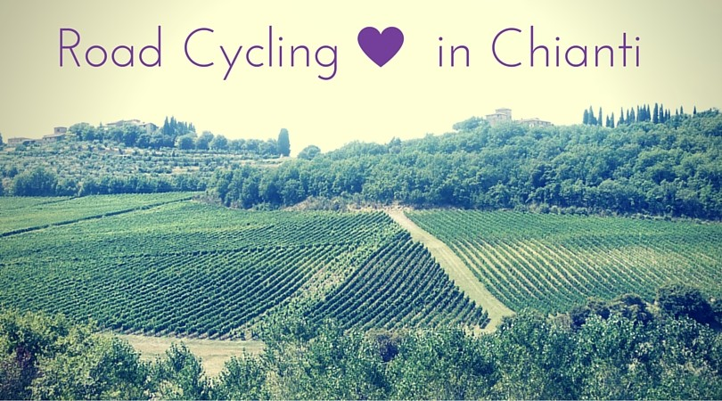 Cycling in Chianti Tuscany