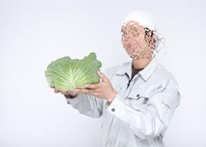 顔の見えない農家