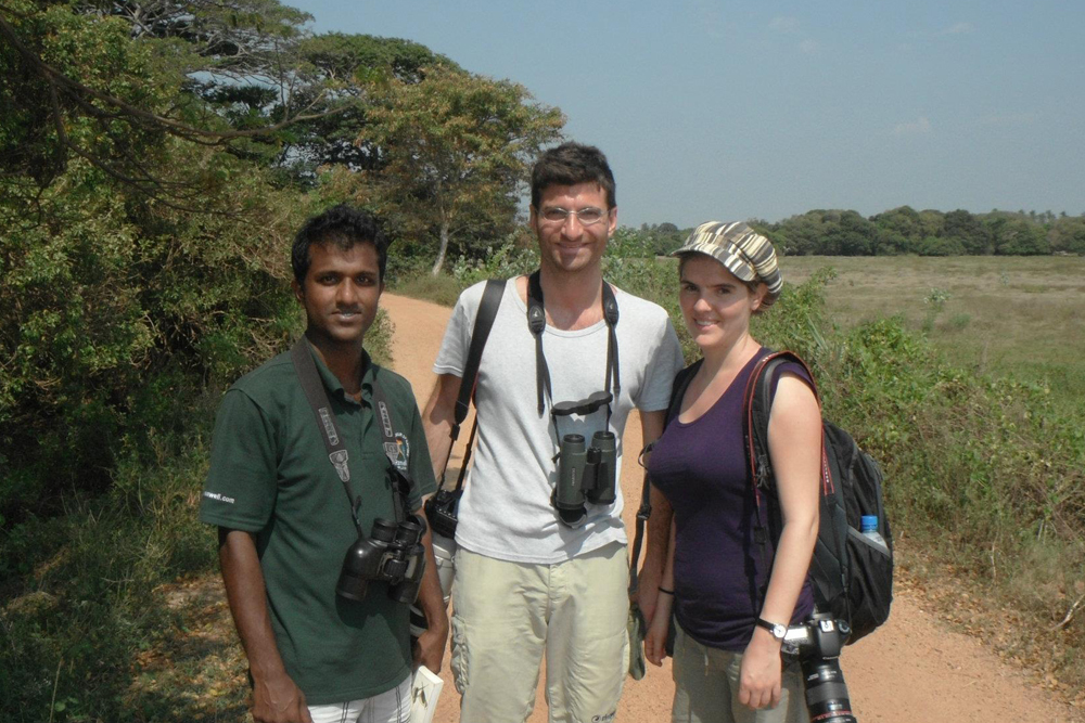 Anawilundawa Sumpflandschaft - Sri Lanka 2012