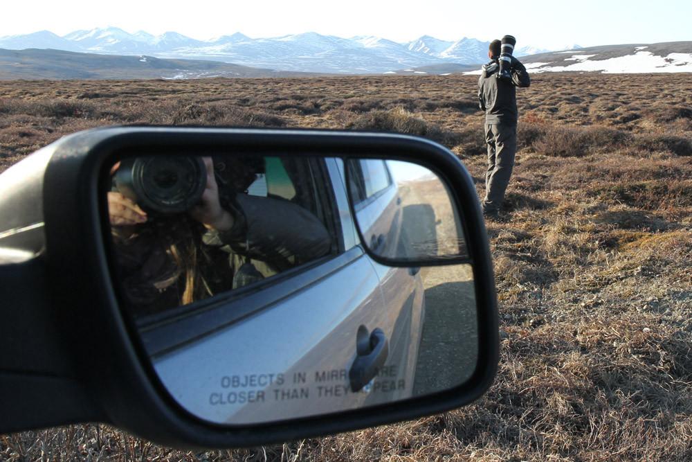 Nome - on TellerRoad - Alaska 2013