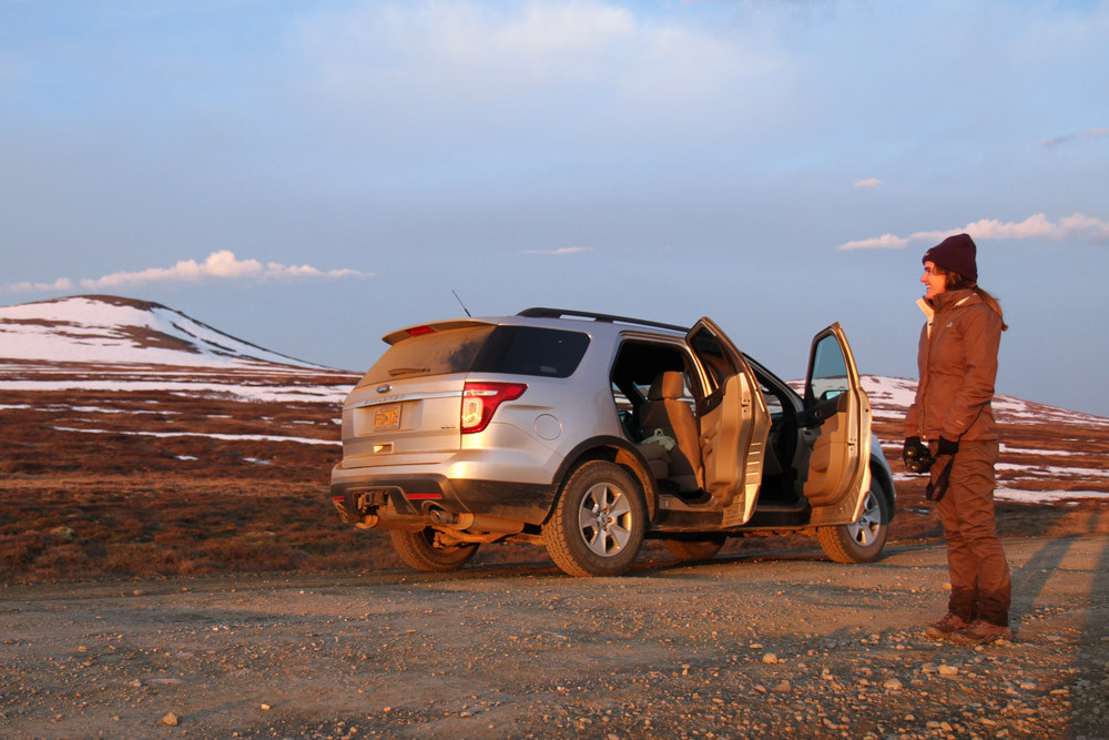 Nome - Midnightsun - Alaska 2013