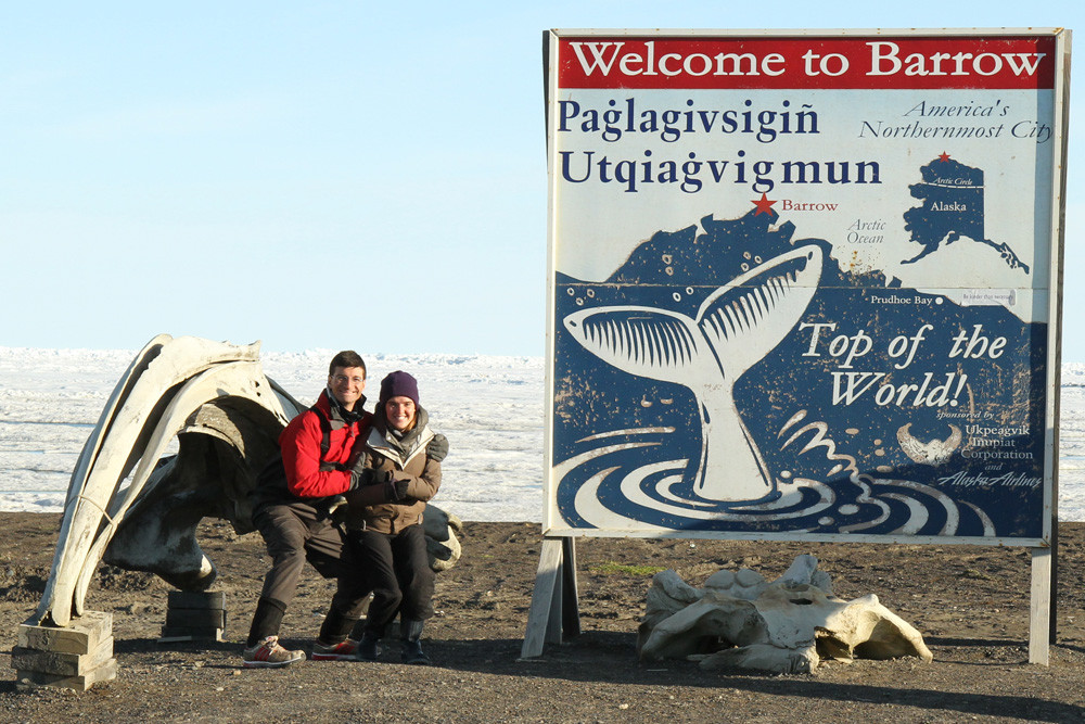 Barrow - Top of the World - Alaska 2013